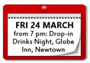 Drop-in Drinks Night