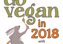 Go Vegan in 2018 with EFFA