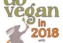Go Vegan in 2018 with EFFA