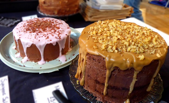 Bake Free - Exeter Vegan Market, 13th October 2018, Exeter Corn Exchange 10-2pm