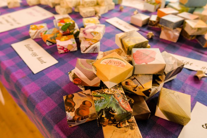 Exeter Vegan Market - Little Gift Boxes