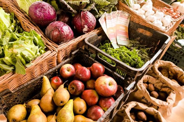 Exeter Vegan Market - Shillingford