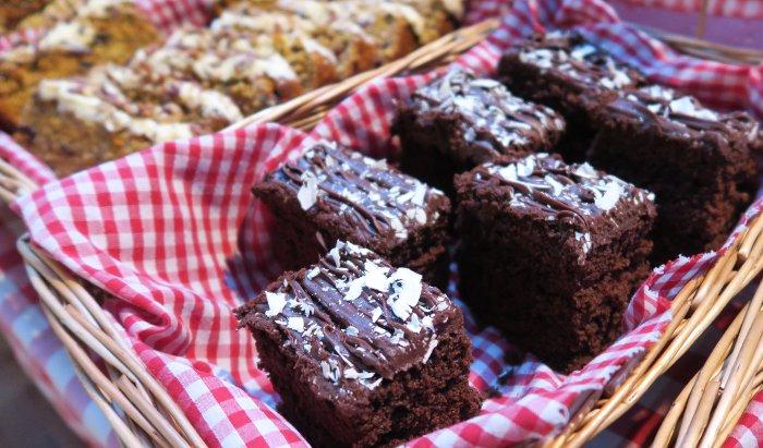 Exeter Vegan Market - Naturally Bread Chocolate Cake