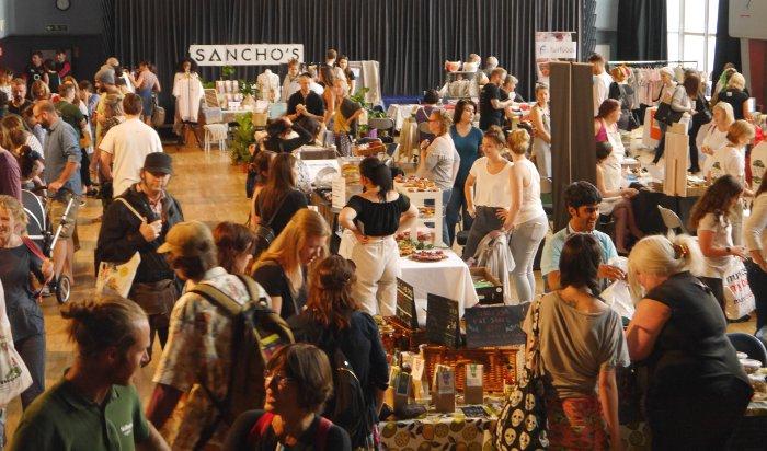 Exeter Vegan Market, cover photo