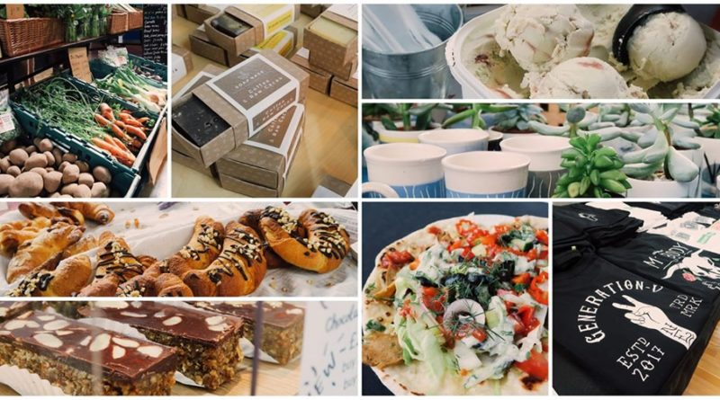 Exeter Vegan Market July 20th, 2019