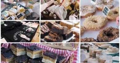 Exeter Vegan Market - September 2019, cover photo