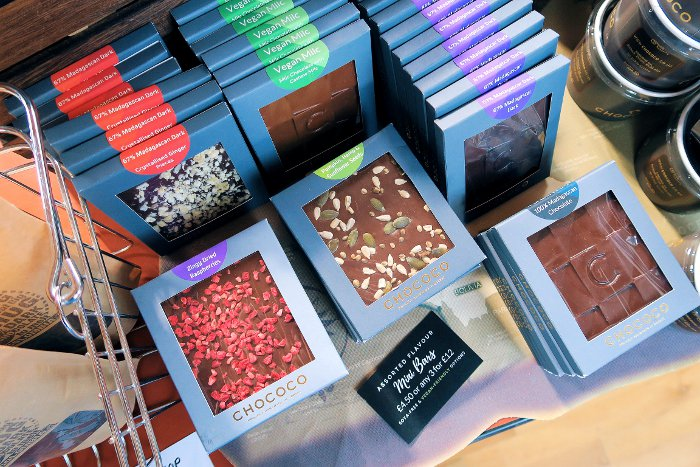 Chococo - Exeter Vegan Market