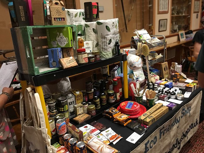 Eco Friendly Shop - Exeter Vegan Market