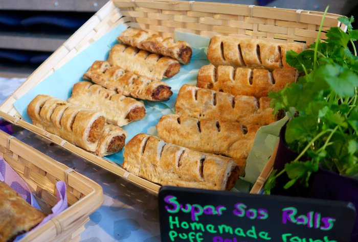 Yumptious - Exeter Vegan Market September