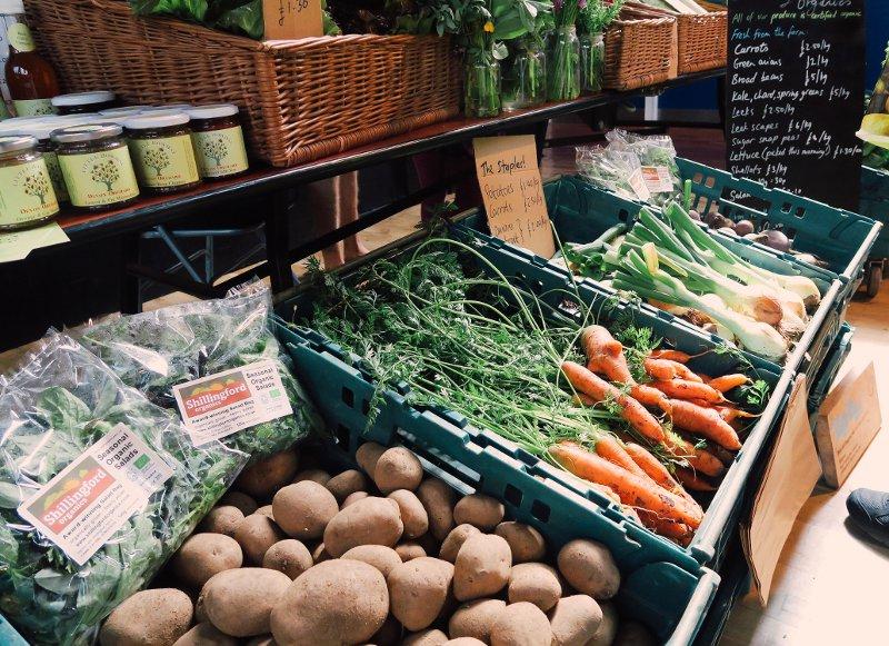 Shillingford - Exeter Vegan Market